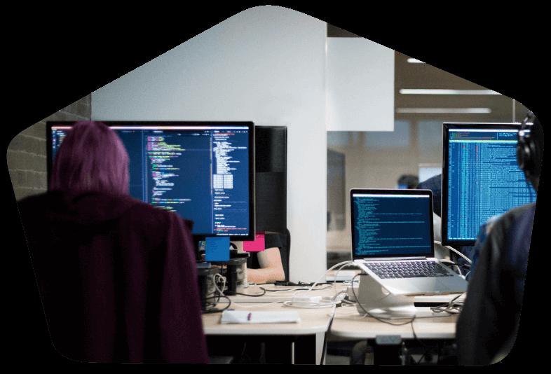 The development process will consist of layout, styling, upload to development server, database optimization, QA testing